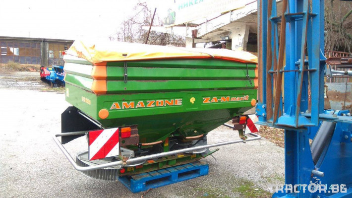 Торачки AMAZONE ZAM MAXI-S 1500- НАЛИЧНА!! 7