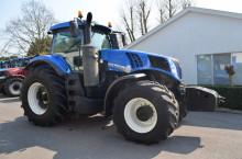 New-Holland Т8.410 Ultra Command