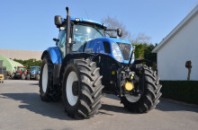 New-Holland T7.250 Autocommand