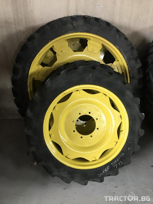 Трактори Тънки гуми с джанти 1 - Трактор БГ