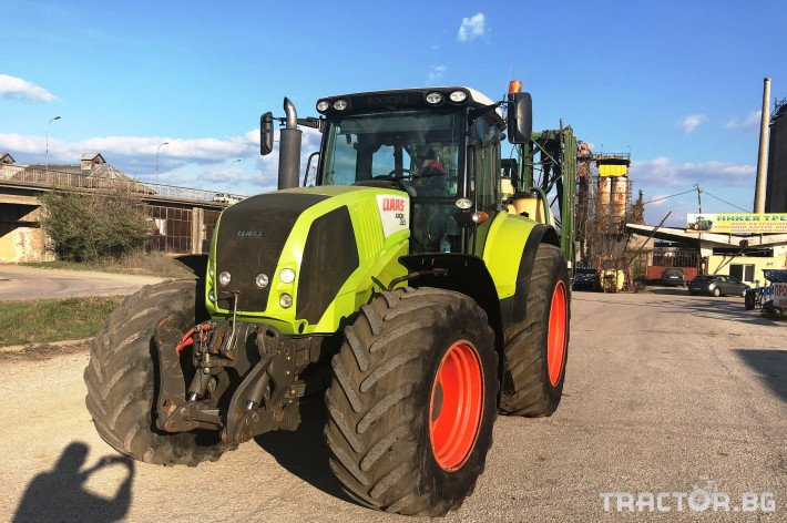 Трактори Claas AXION 820 НАЛИЧЕН!! 0