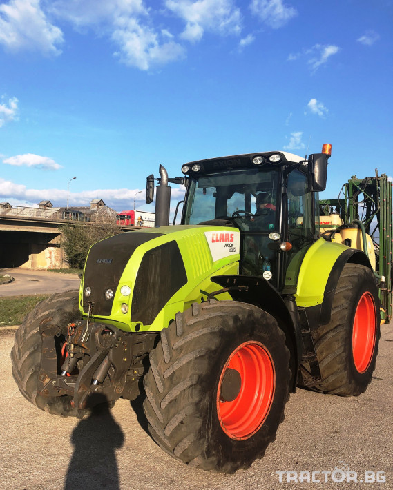 Трактори Claas AXION 820 НАЛИЧЕН!! 1