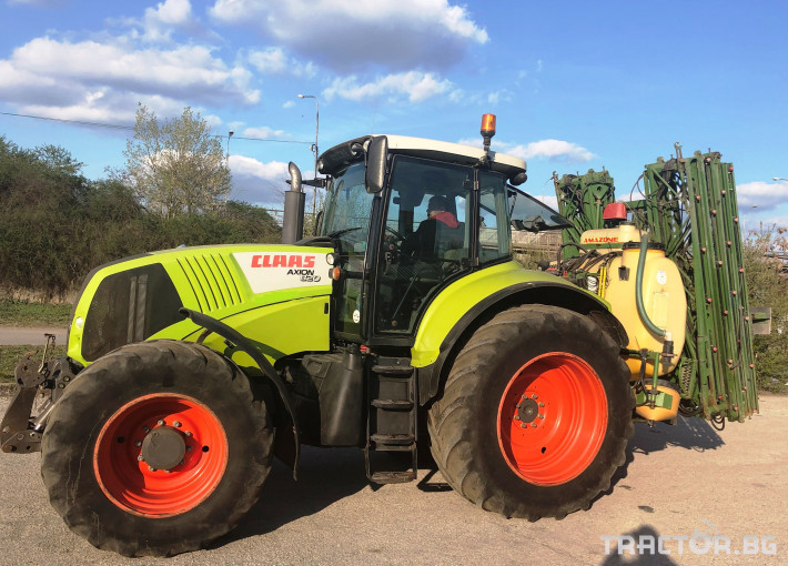 Трактори Claas AXION 820 НАЛИЧЕН!! 2