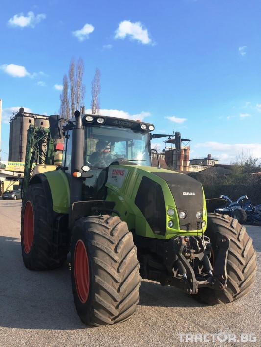 Трактори Claas AXION 820 НАЛИЧЕН И НАМАЛЕН! 4 - Трактор БГ