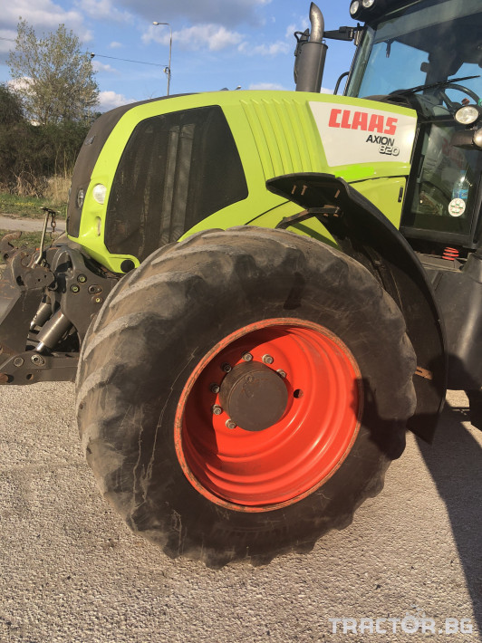 Трактори Claas AXION 820 НАЛИЧЕН!! 7