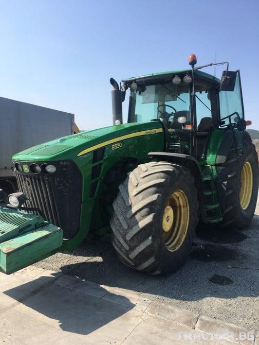 Трактори John-Deere 8530 1
