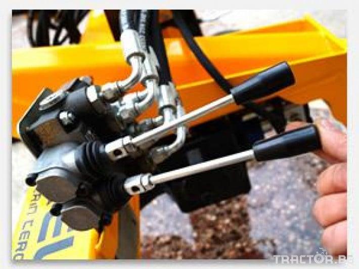 Машини за ферми Навесен едноредов силажокомбайн CELIKEL 3 - Трактор БГ