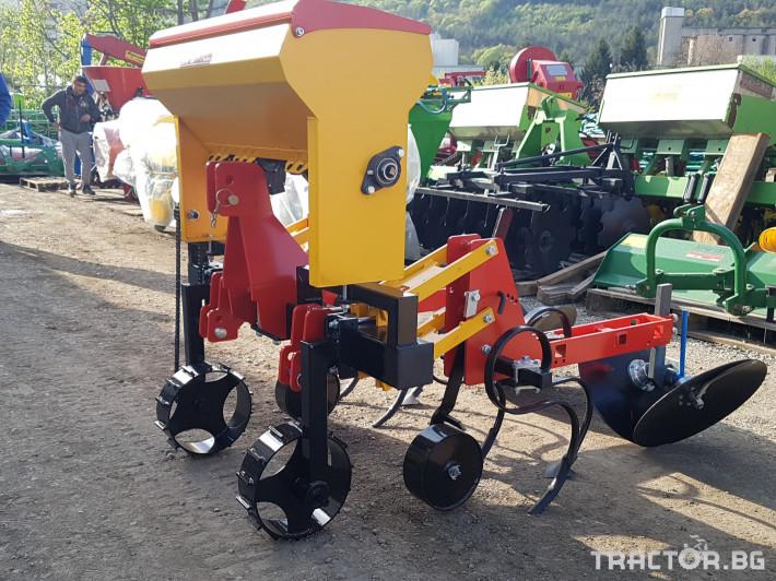 Култиватори Окопен култиватор за картофи Меркурий Агро - малки трактори 0 - Трактор БГ
