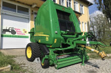 John-Deere 864 MAXI CUT + COVER EDGE ЛИЗИНГ