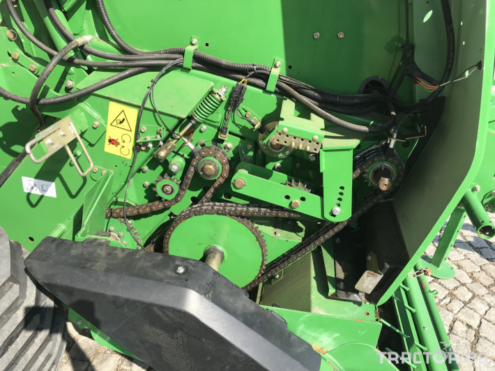 Сламопреси John-Deere 864 MAXI CUT + COVER EDGE ЛИЗИНГ 11