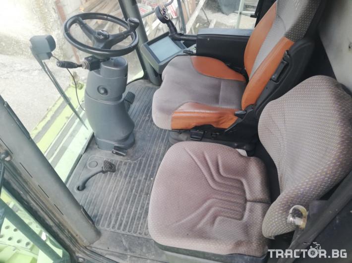 Комбайни Claas Lexion 530 4