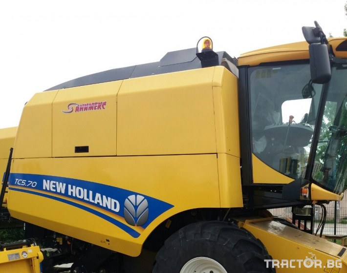 Комбайни New-Holland TC5.70 0