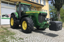 John-Deere 8320 POWER SHIFT ЛИЗИНГ