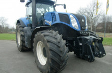 New-Holland T8.390 UC