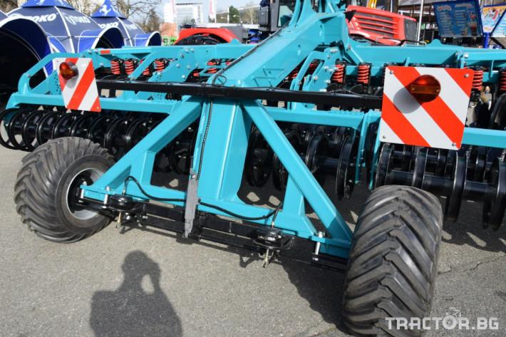 Брани Мулчираща дискова брана ДОМИНАНТА Д-520 ПСМ 5 - Трактор БГ
