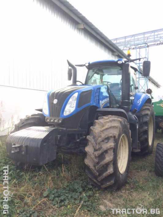 New-Holland T8.380