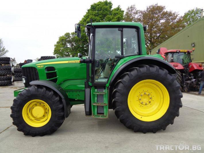 Трактори John-Deere 6630 PREMIUM 1