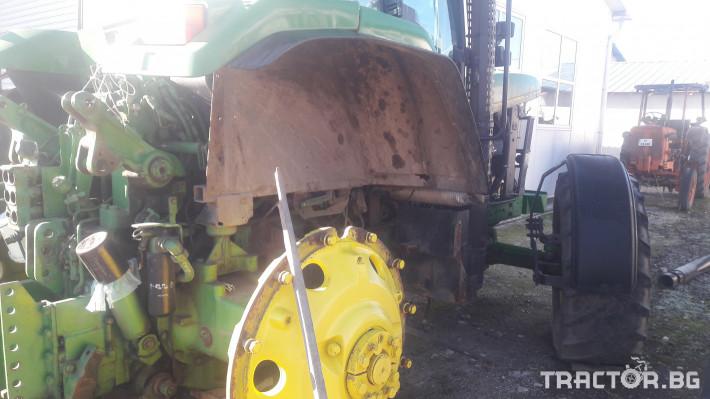 Трактори John Deere 7800 0 - Трактор БГ