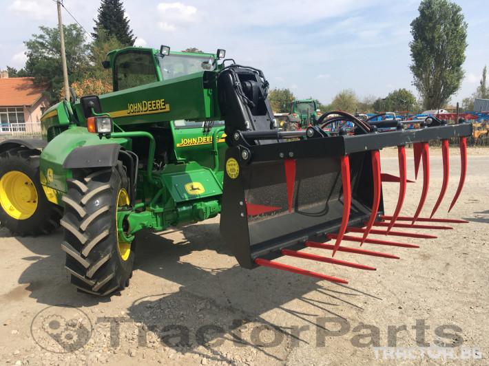 Гуми за трактори Тънки гуми с джанти 8