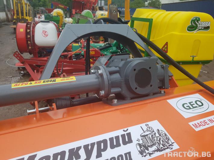 Машини за лозя / овошки Внос МУЛЧЕР 1,85см С ОТКЛОНЯВАЩА СЕКЦИЯ 9