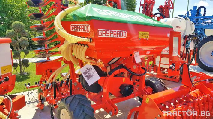 Сеялки Gaspardo Пневматична сеялка PINTA 500 4 - Трактор БГ