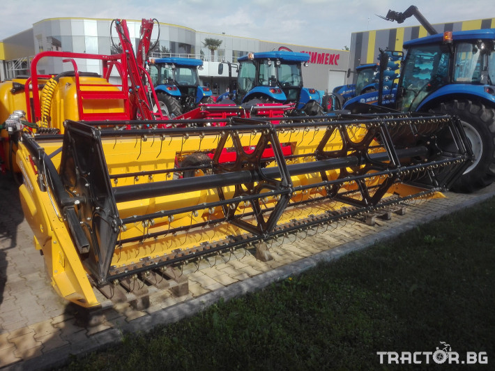 Комбайни New-Holland TC5.70 5