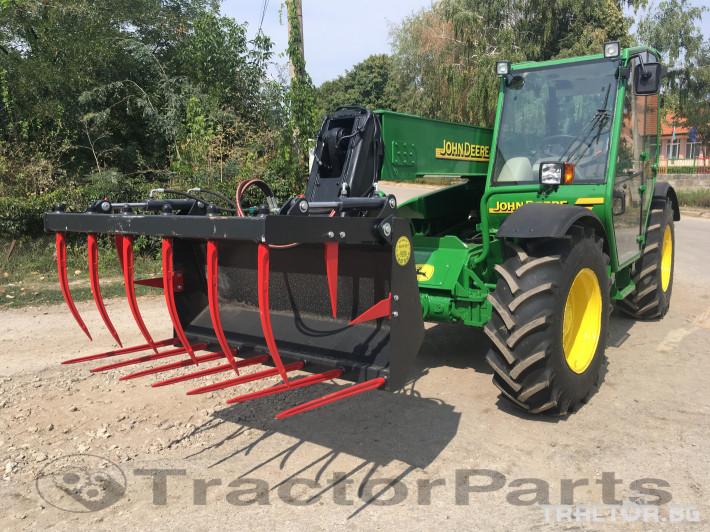 Части за трактори John-Deere СИ АГРО 2011 ЕООД изкупува трактори John Deere за части 5