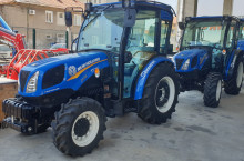 New-Holland TT75J - Трактор БГ