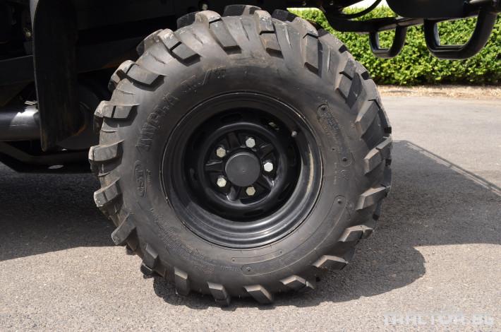Трактори John-Deere Gator XUV 855D Olive 10