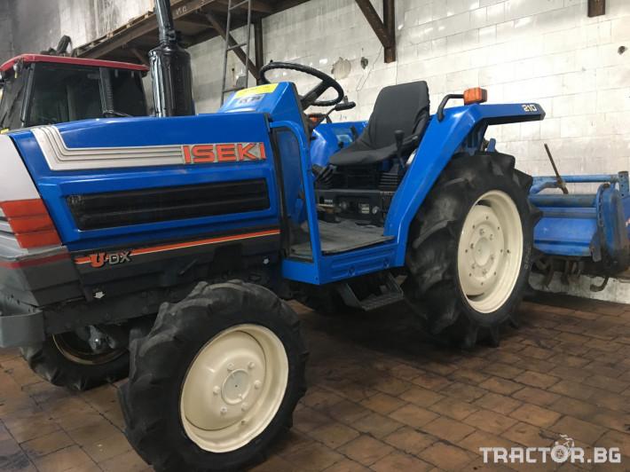 Трактори Iseki 210 0 - Трактор БГ