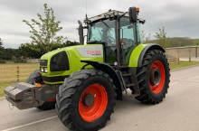 Claas CLAAS ARES 836 RZ