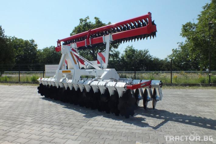 Брани Zaramak AE 4001 1 - Трактор БГ