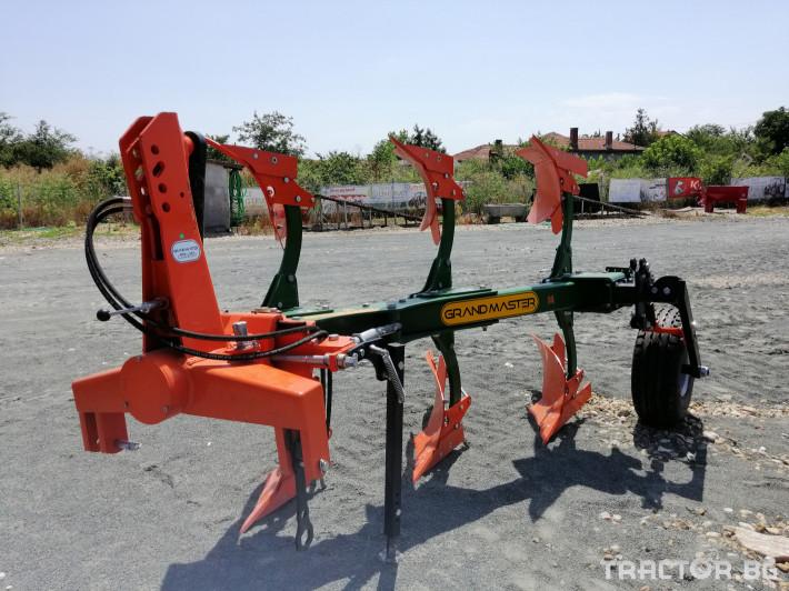 Плугове TarimOz, обръщателен 1 - Трактор БГ