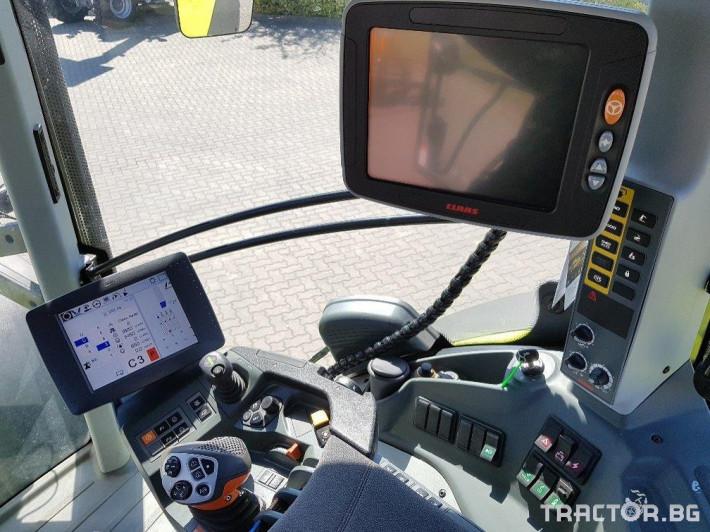 Трактори Claas 850 Cebis T4 3