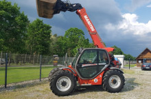 Manitou MLT731 Turbo