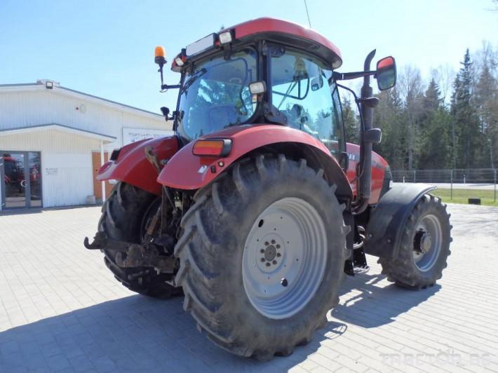 Трактори CASE-IH Maxxum 140 3