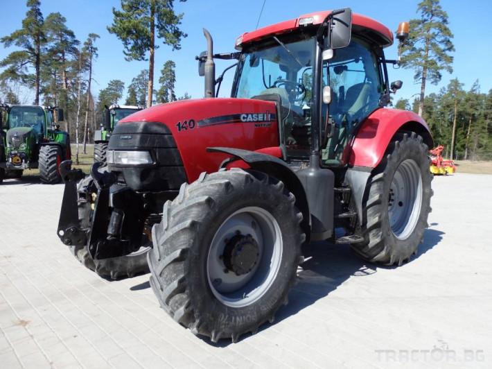 Трактори CASE-IH Maxxum 140 4