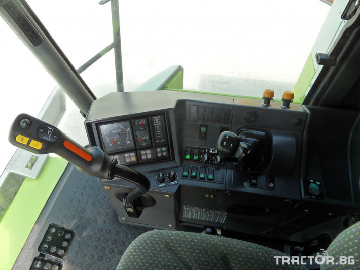 Комбайни Claas Mega 350 9 - Трактор БГ