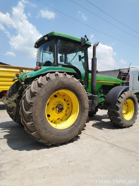 Трактори John-Deere 8100 4
