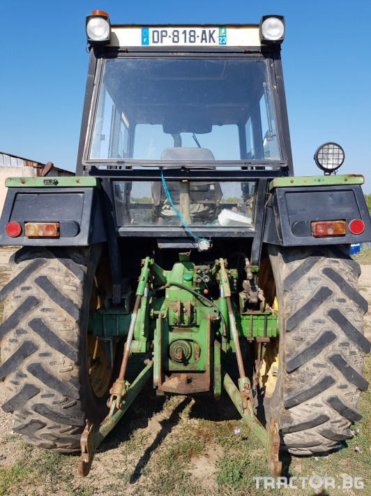Трактори John-Deere 3040 3 - Трактор БГ