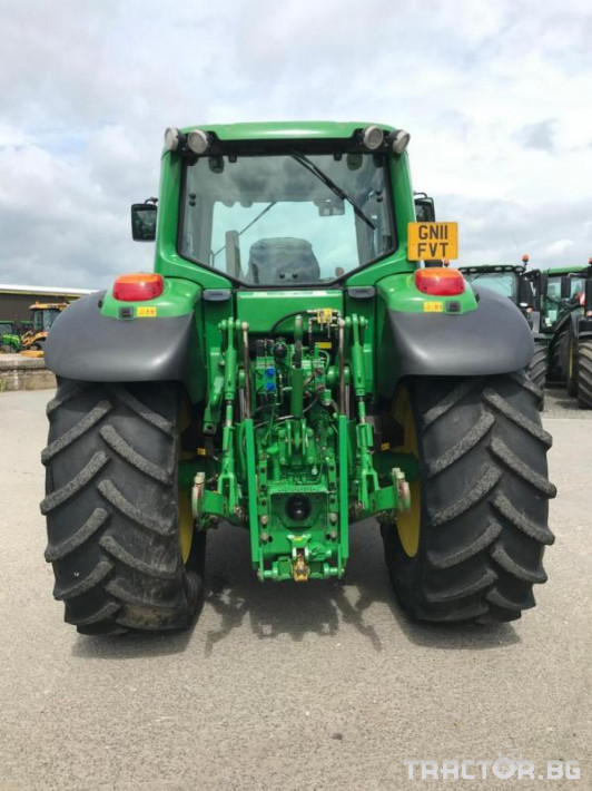 Трактори John-Deere 6930- 3776 ЧАСА 11