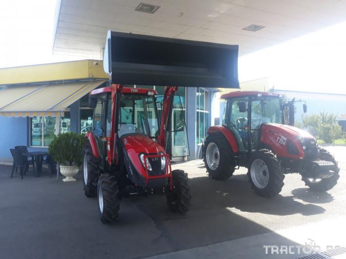 Трактори TYM 503 3