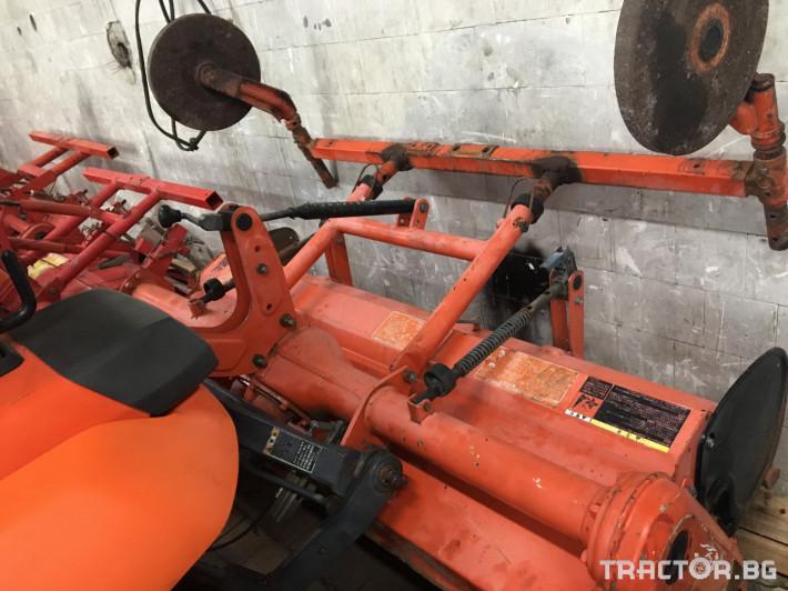 Трактори Kubota KT255 2 - Трактор БГ