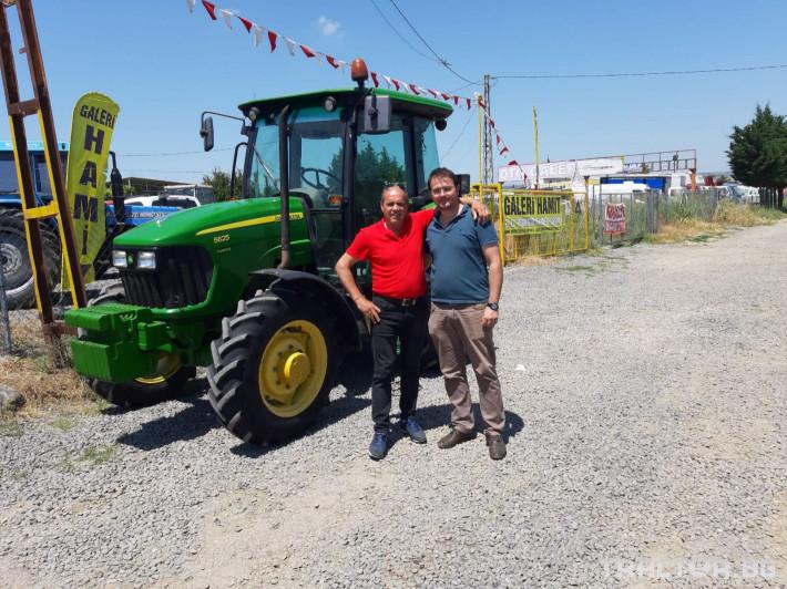 Трактори John-Deere 5725 2