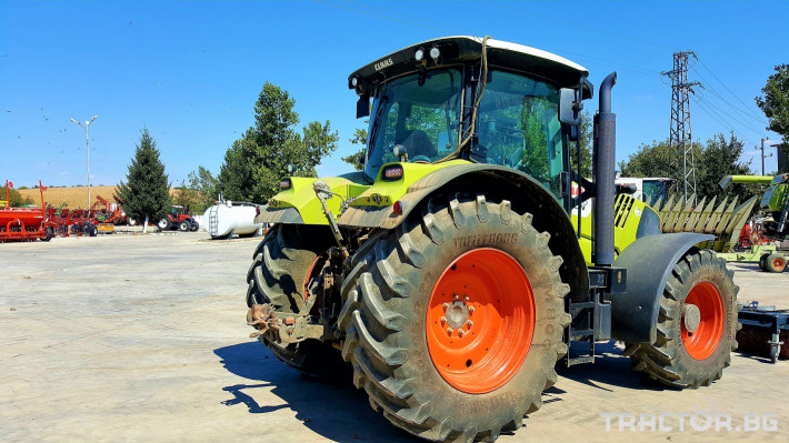 Трактори Claas Трактор  CLAAS Arion 620 Cmatic НАЛИЧЕН 2 - Трактор БГ