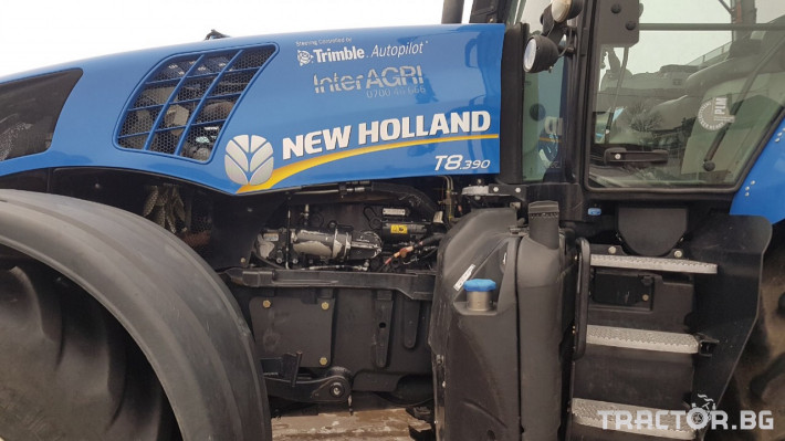 Трактори New-Holland Т8.390 0