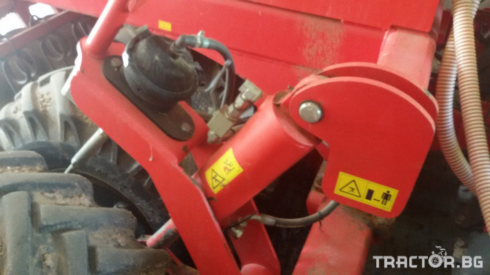 Сеялки Pottinger Terrasem 4000Т 6