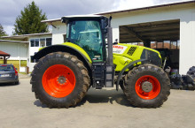 Claas Axion 850 Cebis T4 - НАЛИЧЕН !!!