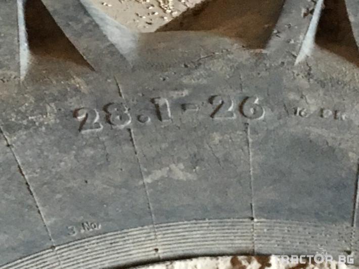 Гуми за комбайни Continental 28.1-26 3 - Трактор БГ