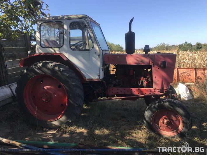 Трактори ЮМЗ 6L 1 - Трактор БГ